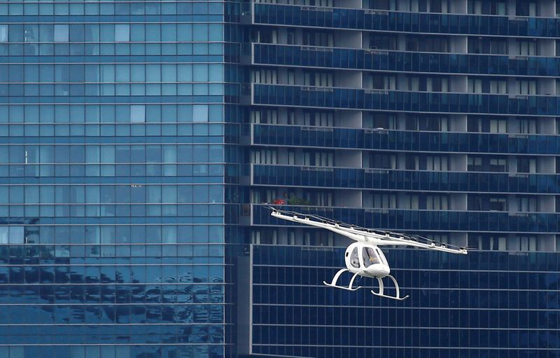 General Motors примеряется к летающим автомобилям