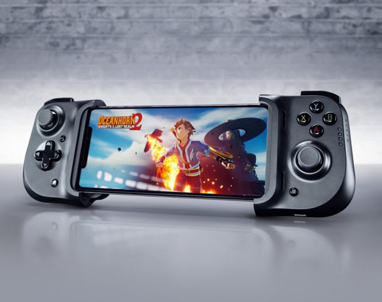 Игровой контроллер Razer Kishi превратит iPhone в портативную консоль по цене €110
