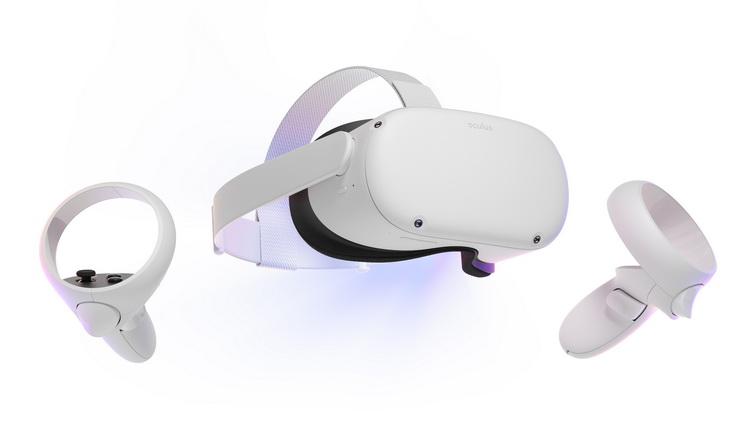 Facebook представила автономную VR-гарнитуру Oculus Quest 2 за $299. А за дополнительные $79 её можно подключить к ПК