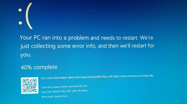 Обновления Windows 10 приводят к появлению BSoD и вызывают другие проблемы на ноутбуках Lenovo