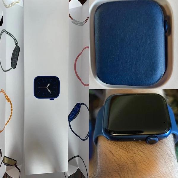 Apple Watch Series 6 уже поступили к первым покупателям