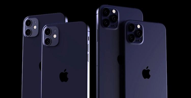 Выяснились названия всех iPhone нового поколения. Младший будет называться iPhone 12 mini