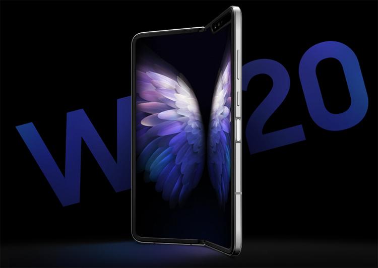 Samsung готовит раскладной смартфон Galaxy W21 с поддержкой 5G