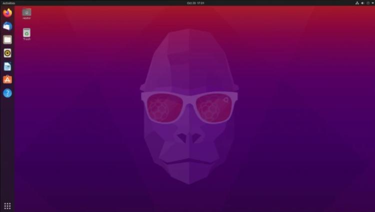 Состоялся релиз дистрибутива Ubuntu 20.10 с массой обновлений и улучшений