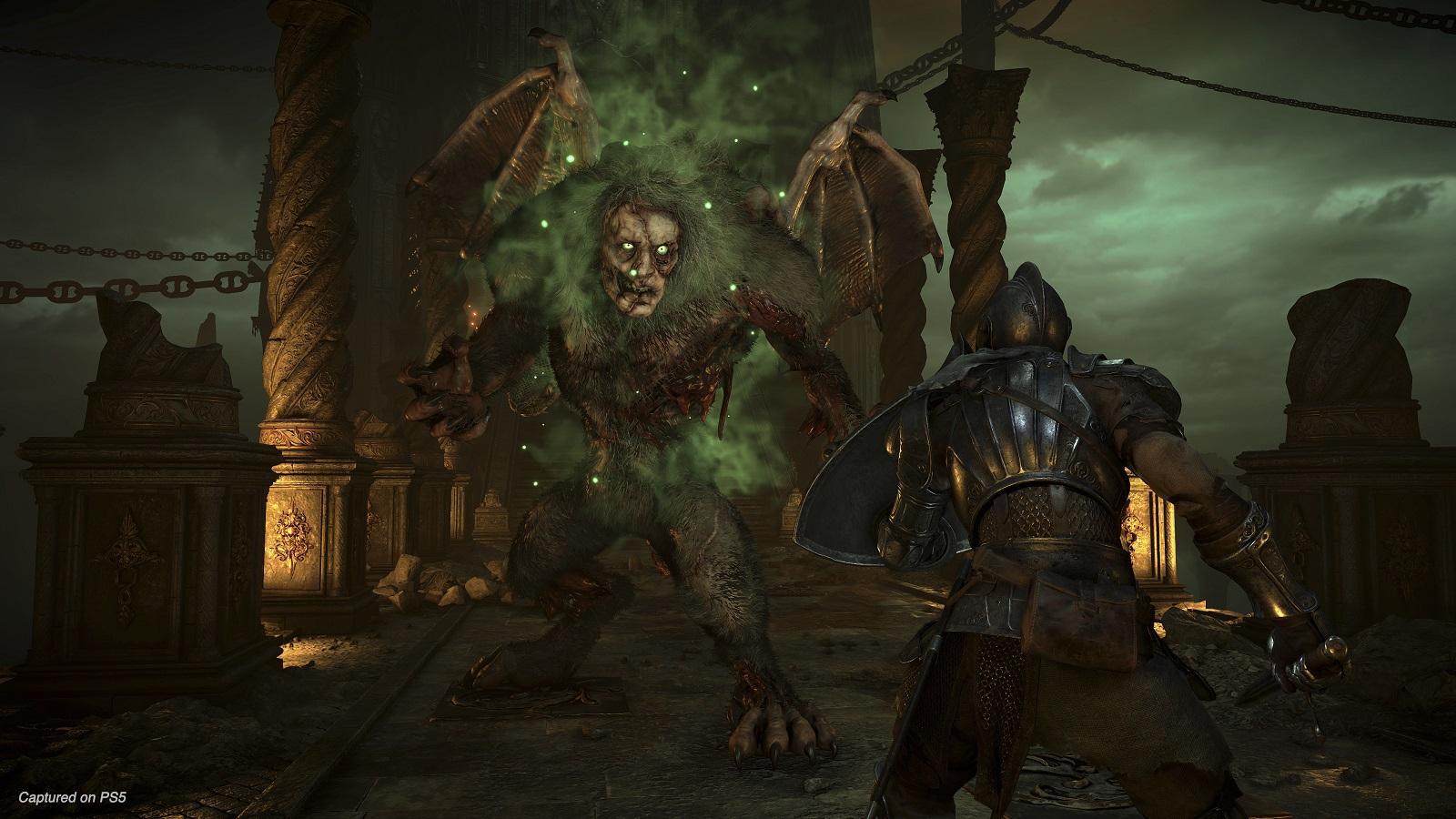 Новый патч для ремейка Demon's Souls перекрыл «короткий путь» к одному из боссов