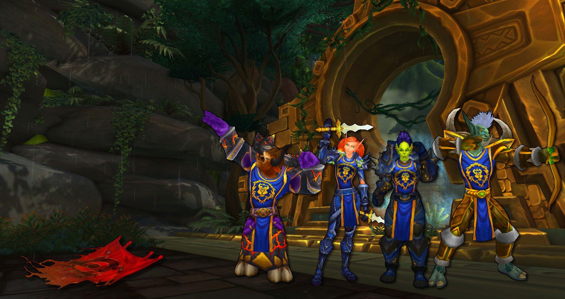 Blizzard не исключает, что в World of Warcraft появятся совместные рейды и подземелья для Альянса и Орды