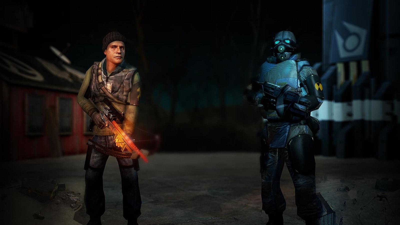 Спустя 13 лет разработки в Steam вышла релизная версия Lambda Wars — фанатской стратегии в мире Half-Life 2