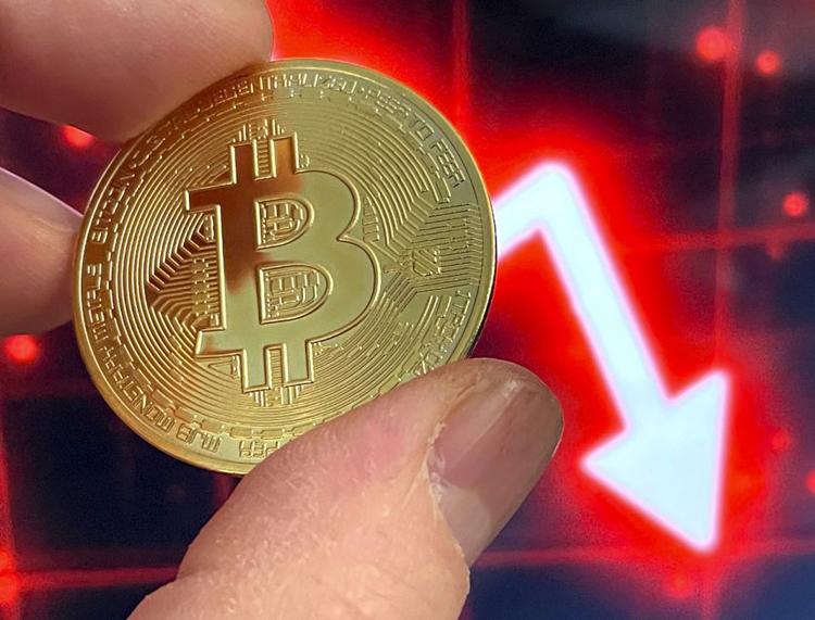 Рынок криптовалют обрушился за последние сутки на 14 %
