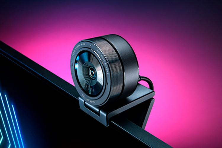 Razer представила веб-камеру Kiyo Pro за $200, которая хорошо снимает при плохом свете