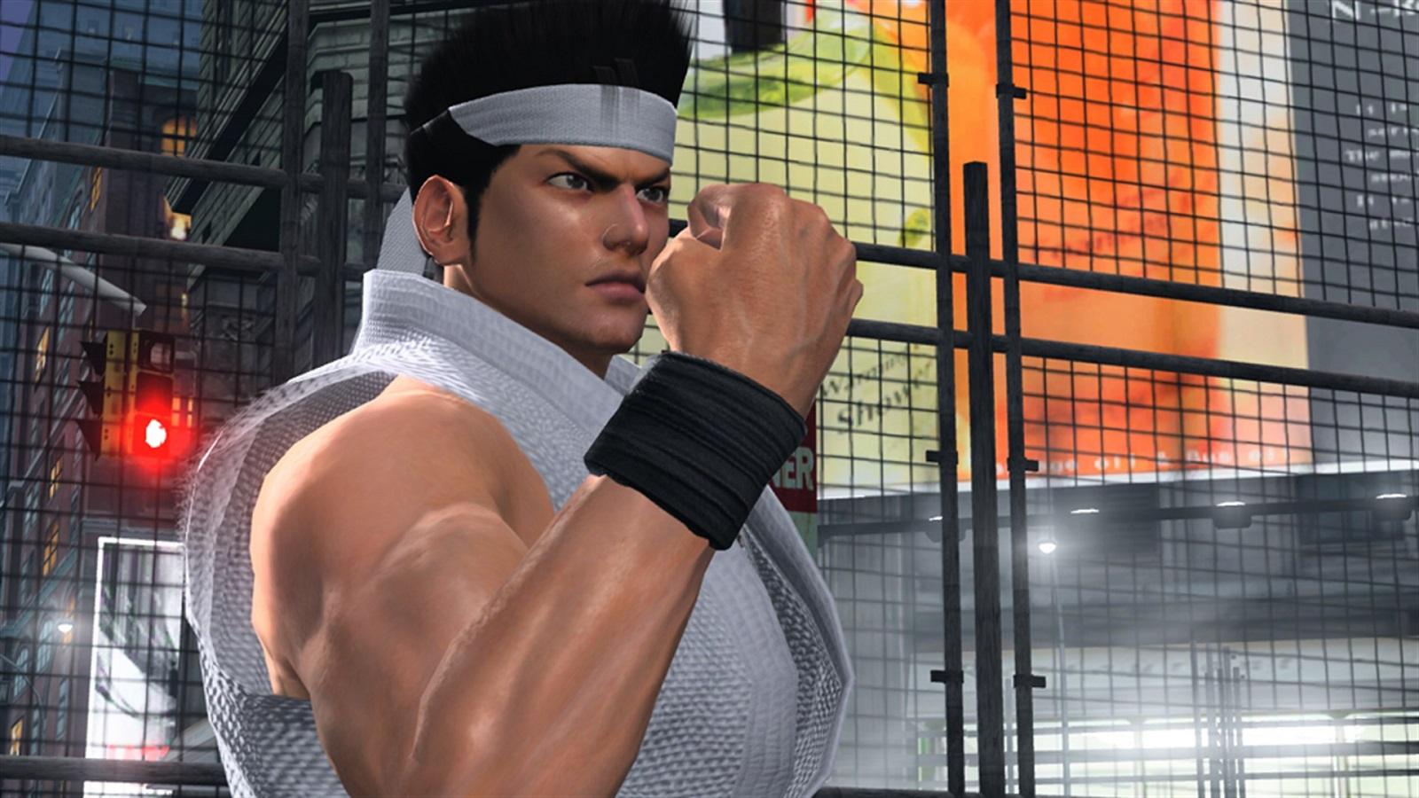 В Yakuza 6 и Like a Dragon оказалась запрятана полноценная версия Virtua Fighter 5