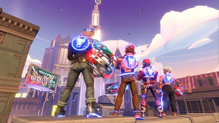 Сетевая версия вышибал Knockout City появится в EA Play и Xbox Game Pass Ultimate с 21 мая