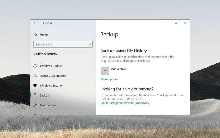 Microsoft исправила критическую ошибку Windows 10, из-за которой могли исчезать резервные копии