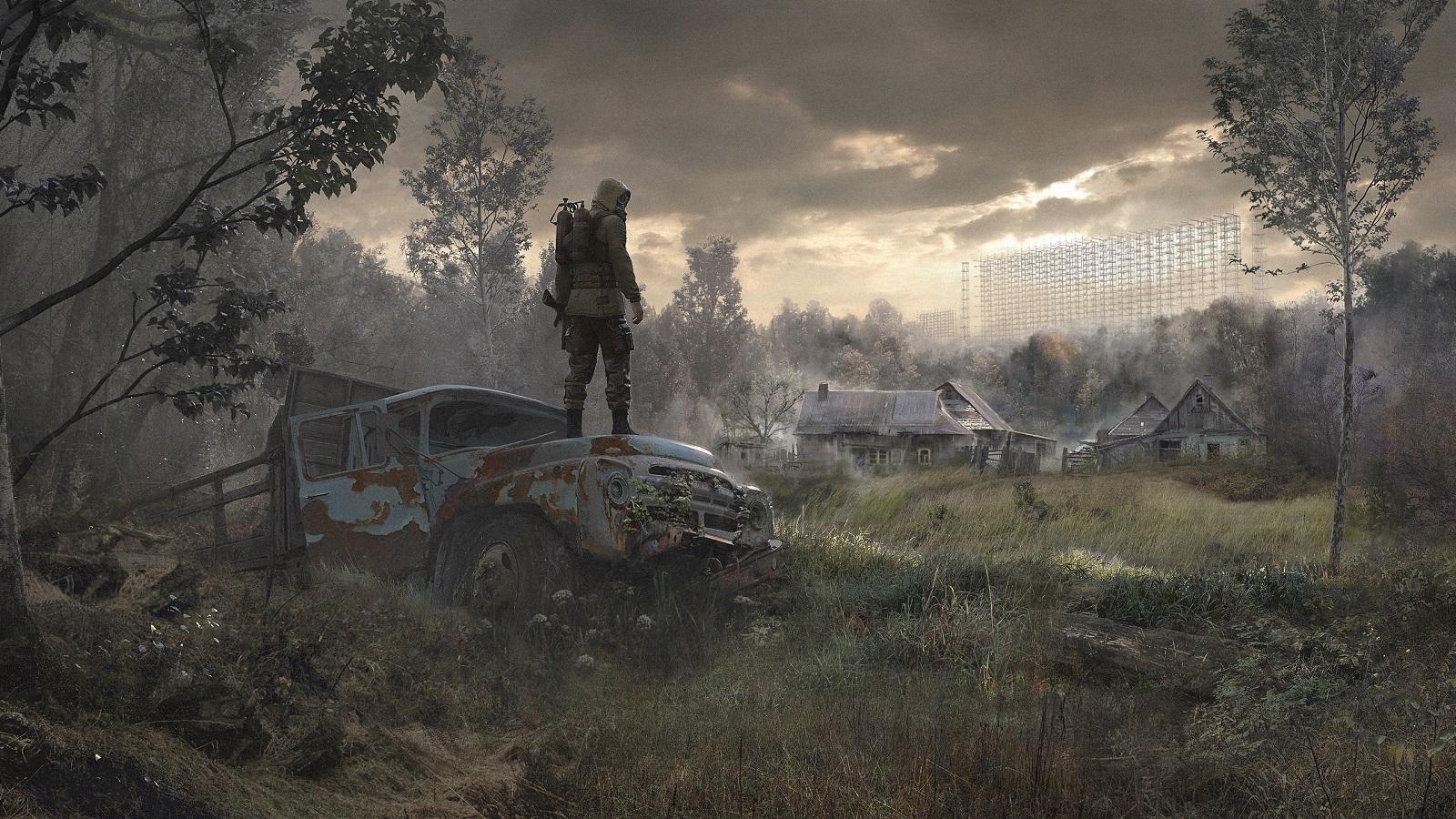 S.T.A.L.K.E.R. 2 предложит «сотни часов» контента, но и основной сюжет будет «очень продолжительным»