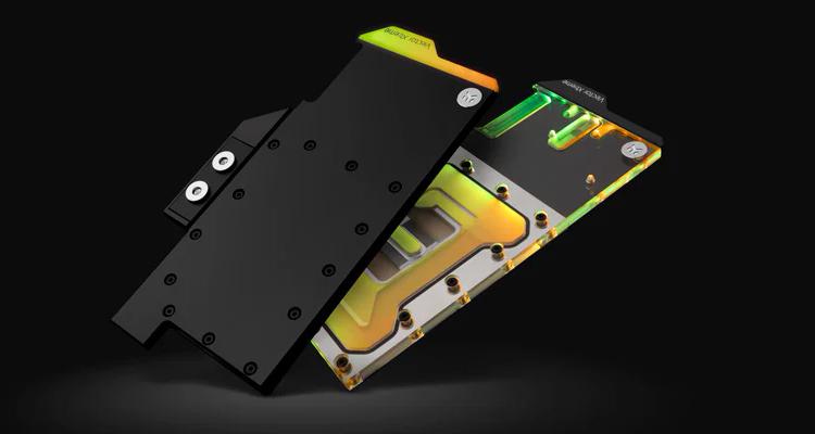 EK создала водоблок для видеокарт Gigabyte Aorus Xtreme и Master серии GeForce RTX 30