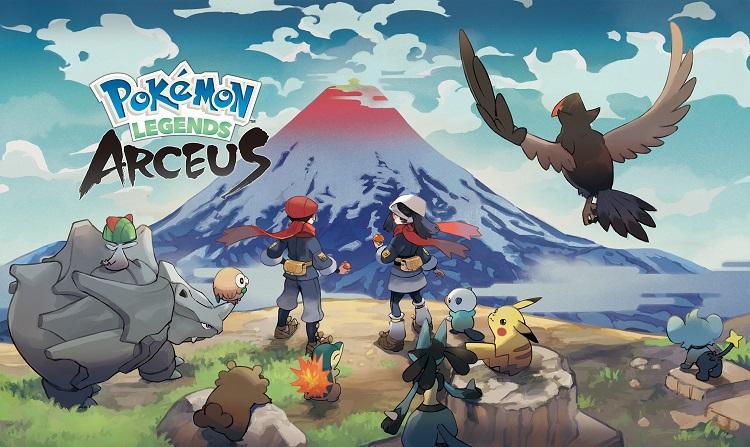 Ролевой экшен Pokemon Legends: Arceus получил точную дату выхода — предзаказы уже стартовали