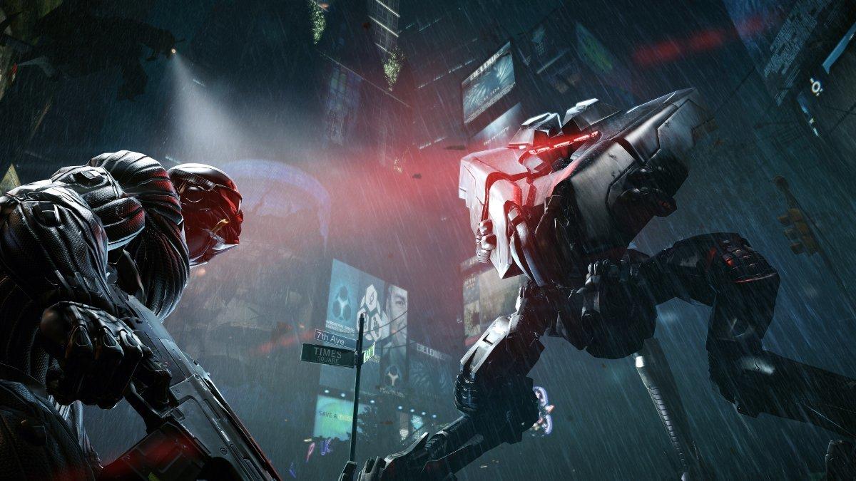 Видео: сражения и буйство спецэффектов в анонсирующем трейлере Crysis Remastered Trilogy