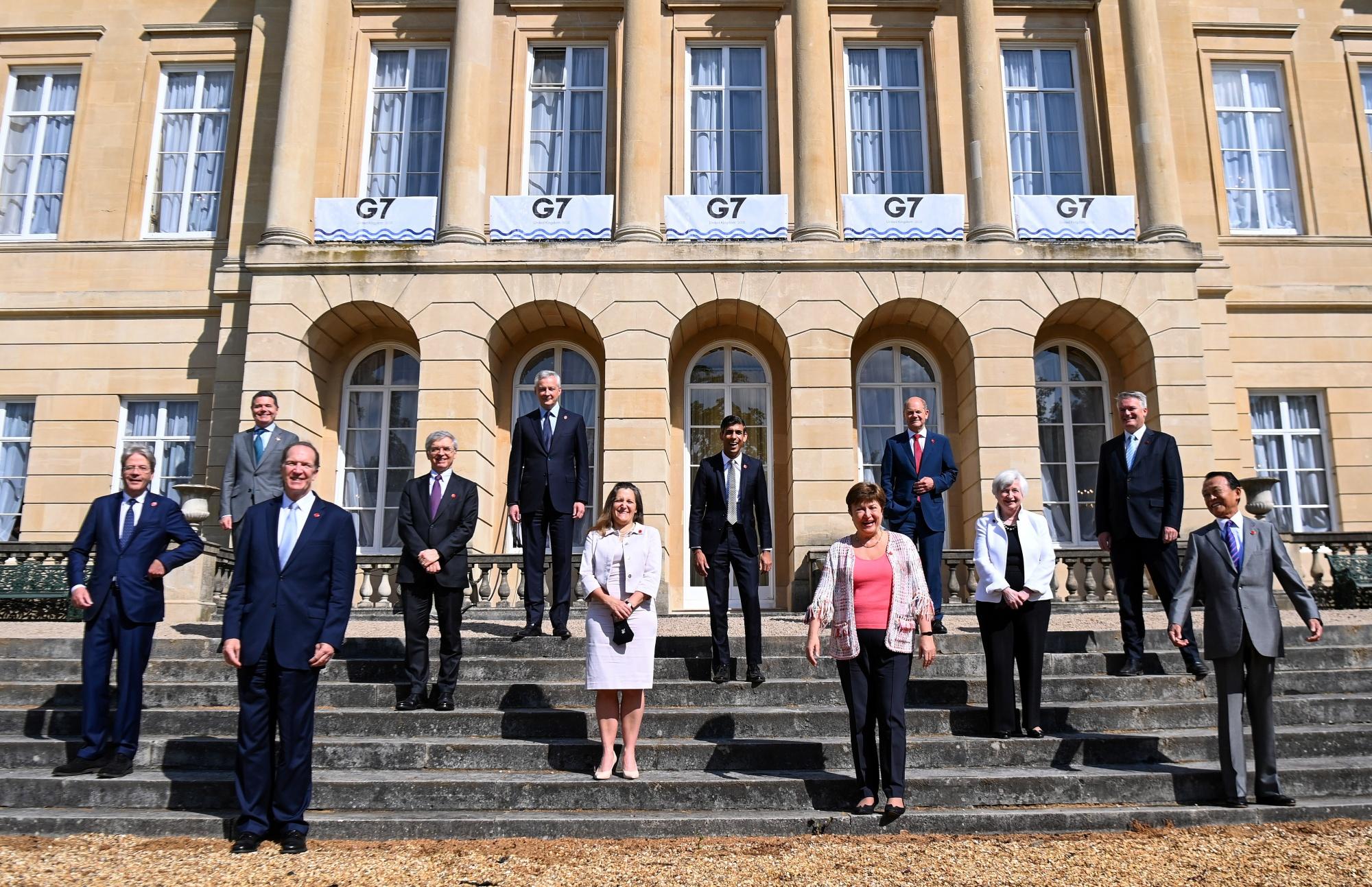 «Историческая сделка»: страны G7 заключили соглашение о едином налоге для IT-компаний