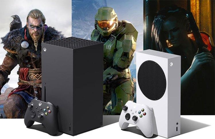 Xbox Series X и Series S получат функцию ИИ-масштабирования изображения AMD FidelityFX Super Resolution