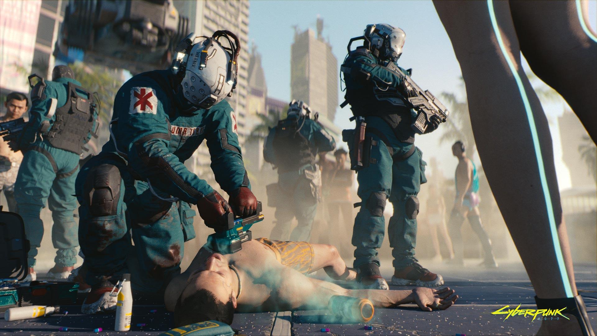 Видео: блогер изучил дорелизную версию Cyberpunk 2077 и нашёл немало интересного вырезанного контента