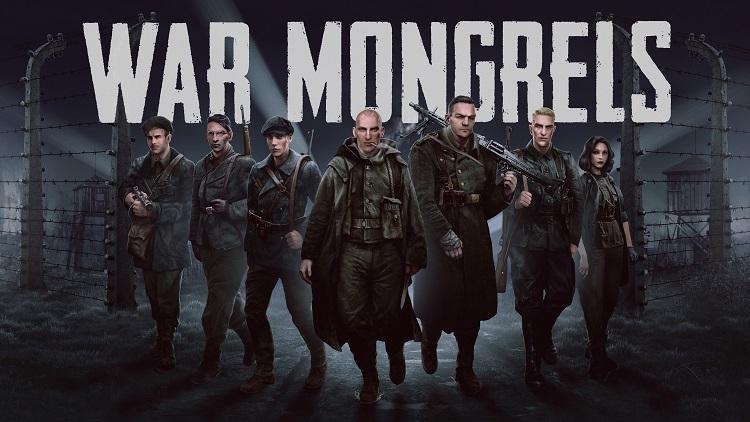 Изометрическая тактика War Mongrels получила дату выхода на ПК — 19 октября