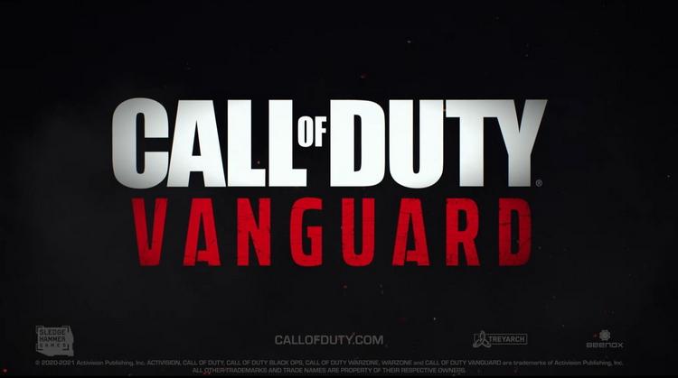 Отсутствие логотипа Activision в трейлере Call of Duty: Vanguard было «творческим решением»