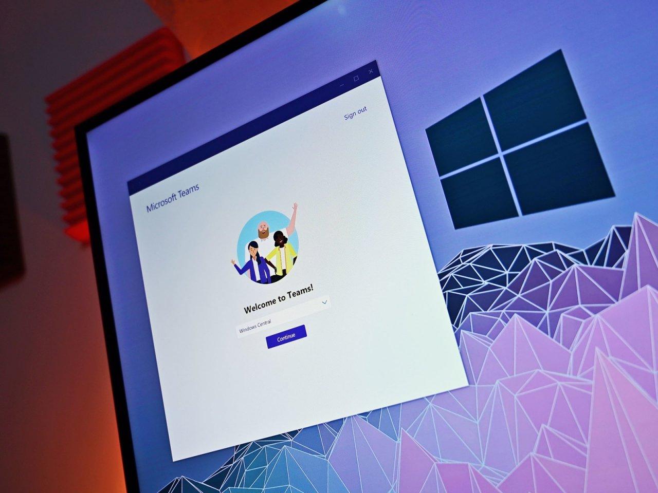 Число ежедневных активных пользователей Microsoft Teams превысило 75 миллионов