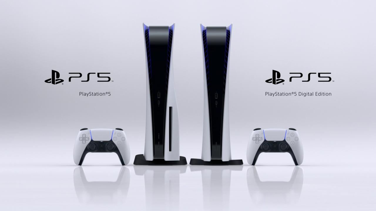 Sony раскрыла дизайн PlayStation 5