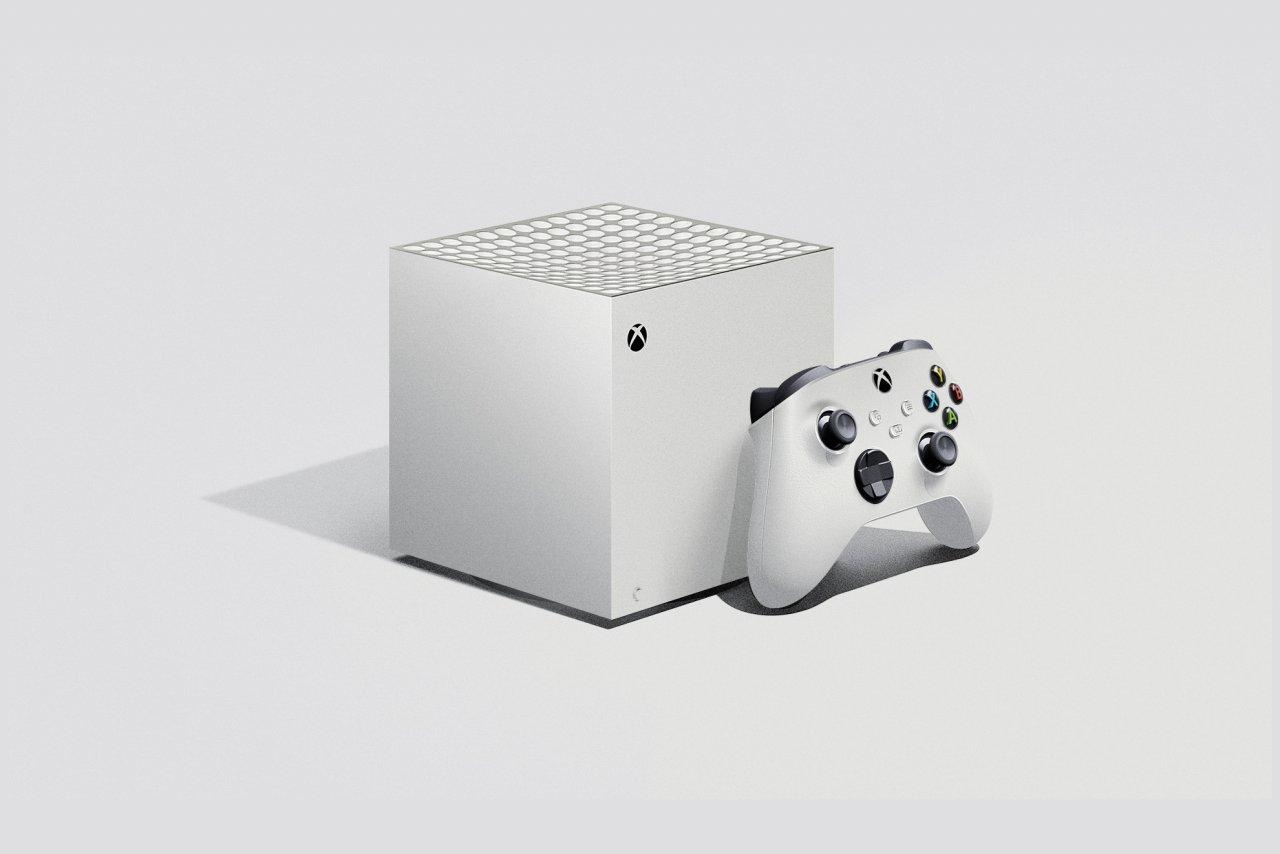 Очередное упоминание консоли Xbox Series S