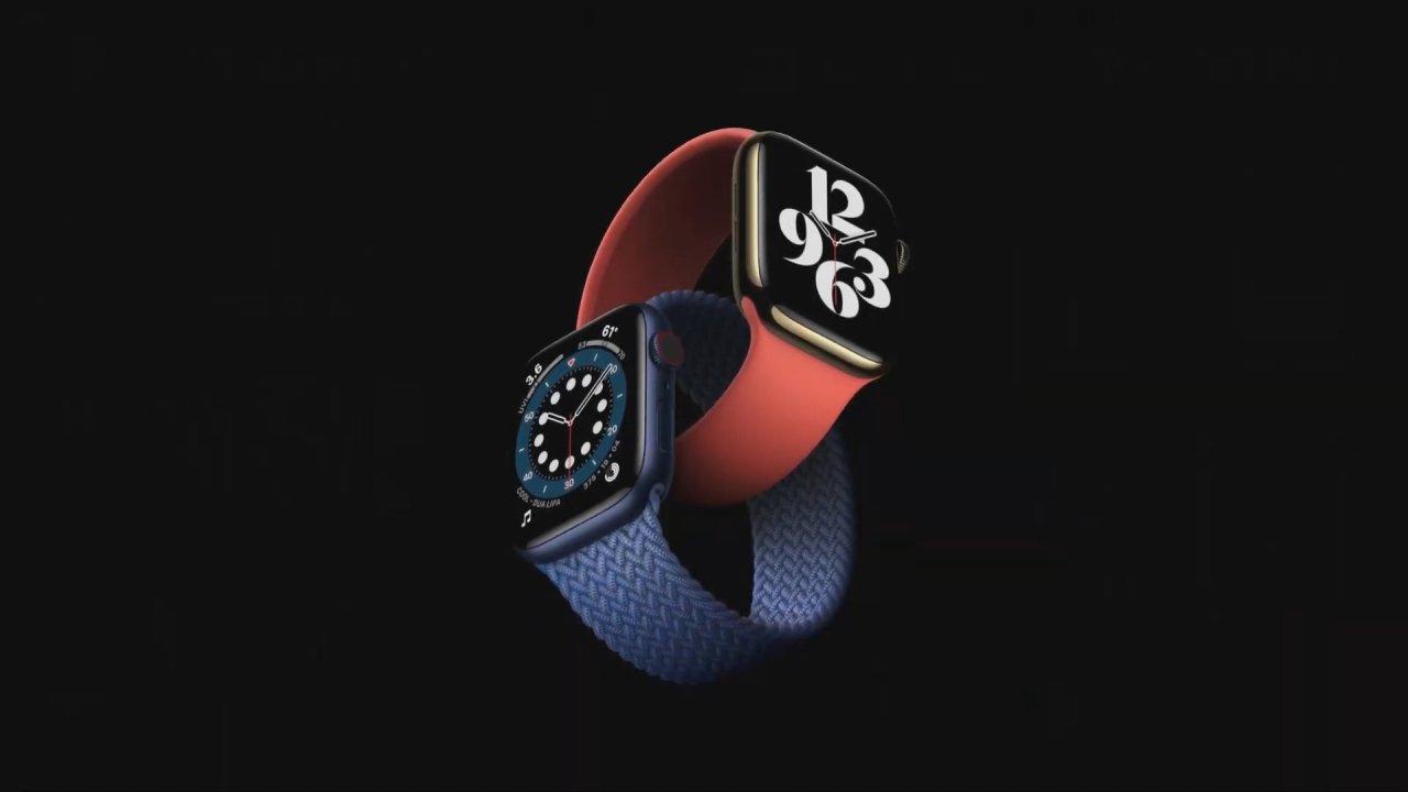 Представлены Apple Watch Series 6 с функцией отслеживания уровня кислорода в крови