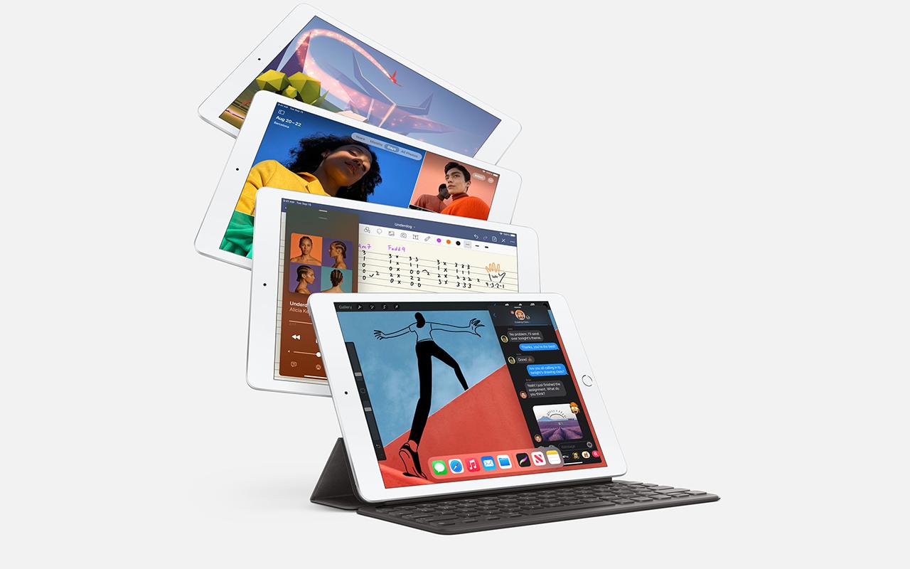 Apple анонсировала недорогой iPad 8