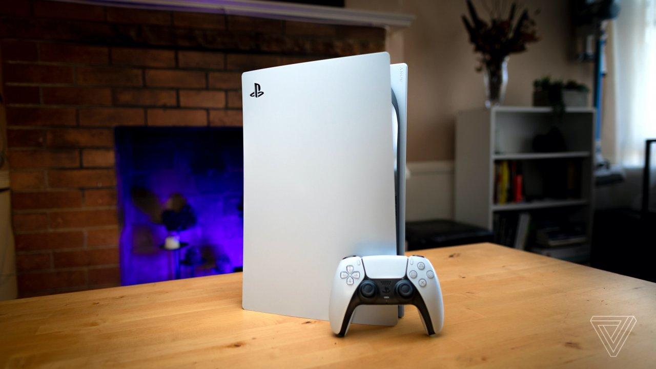 Первый взгляд на игровую консоль PlayStation 5