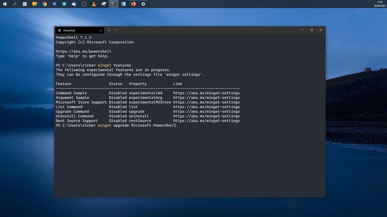 Выпущена финальная версия Windows Package Manager 1.0