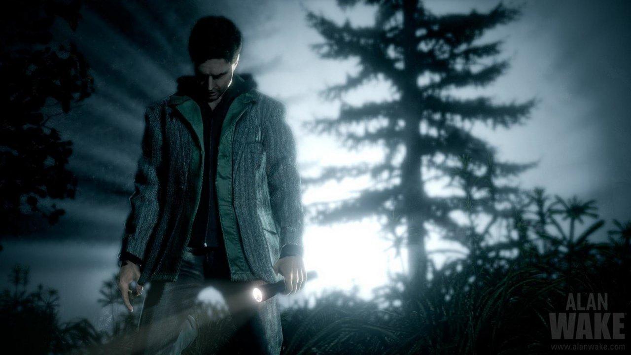 Утечка: ремастер Alan Wake выйдет 5 октября на Xbox, PS4 и PS5