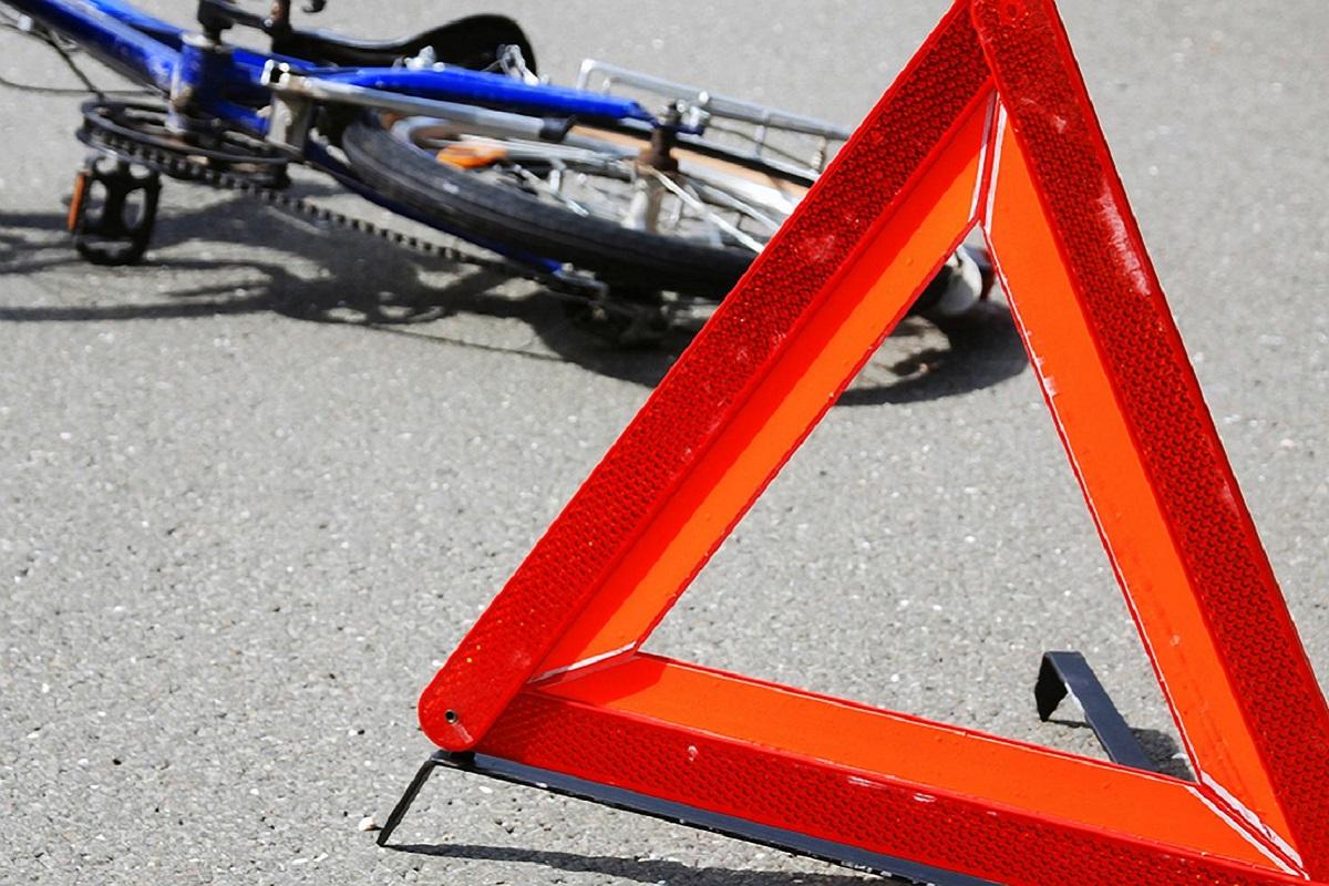 Автомобиль сбил юного велосипедиста в Конаково