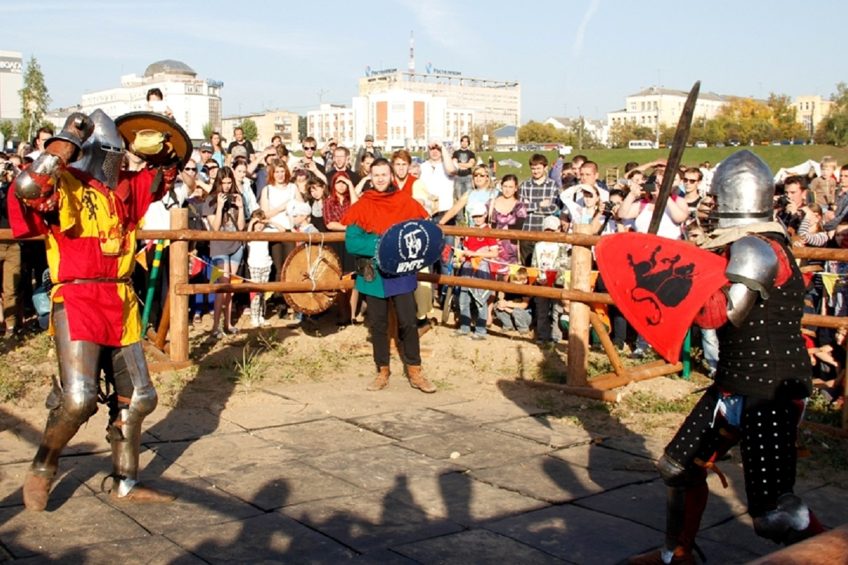 В Твери пройдет ежегодный исторический фестиваль