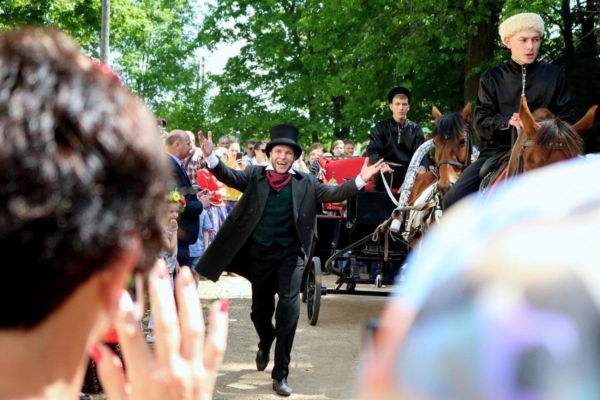 В Твери отметят 50-летие Пушкинских праздников в Берново