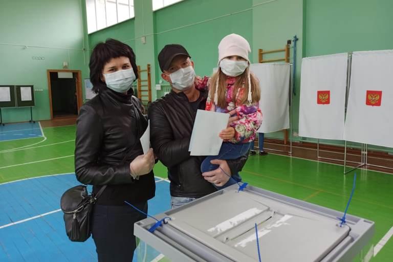 Итоговая явка на выборах в Тверской области составила 26,42%