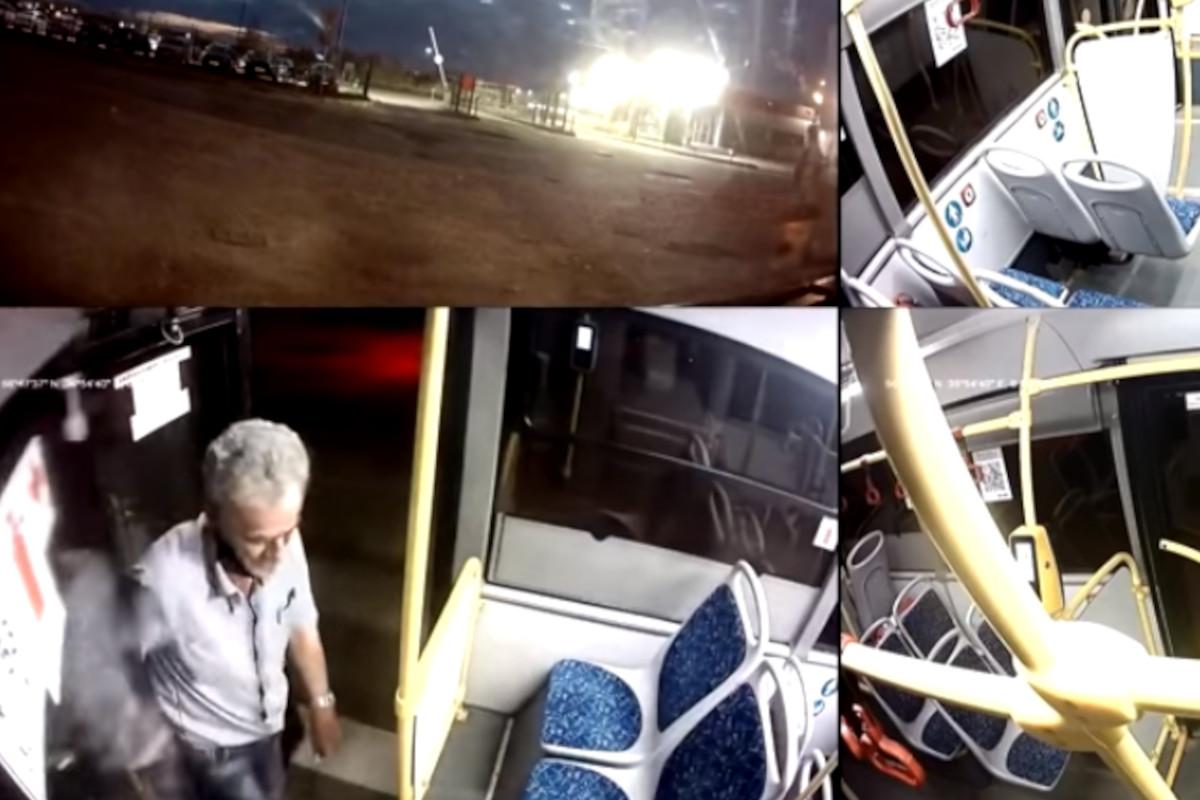 В Твери видеозапись спасла репутацию водителя автобуса, которого оклеветала школьница