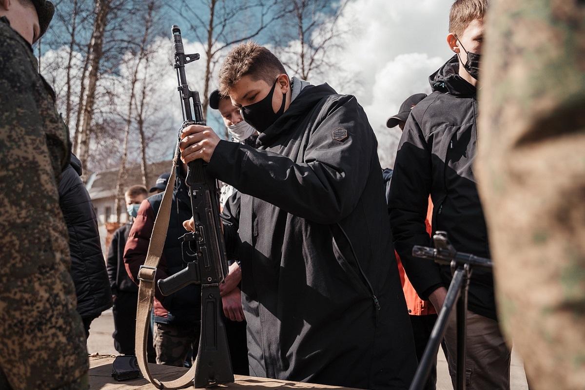 День призывника прошел в Тверской области