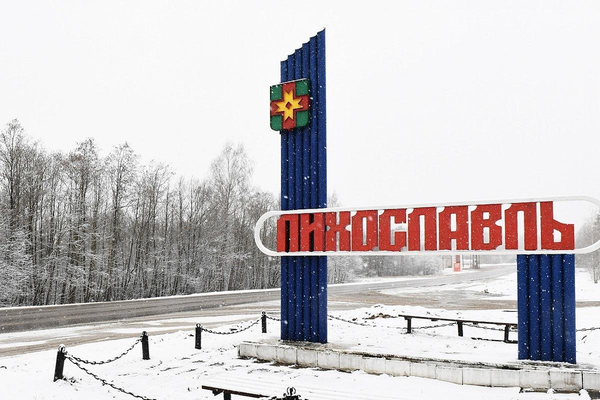 Игорь Руденя посетил с рабочим визитом Лихославльский район