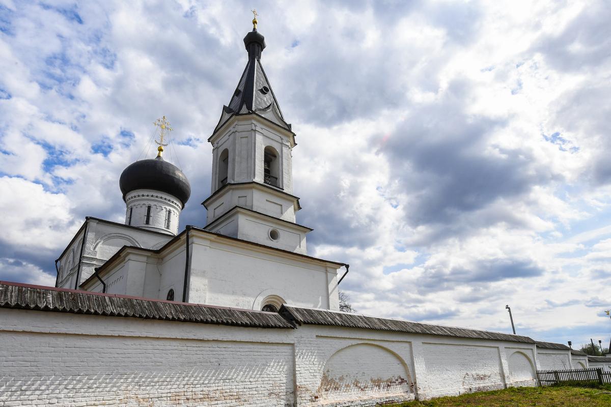 В Вознесенском Оршином монастыре прошёл традиционный Пасхальный концерт