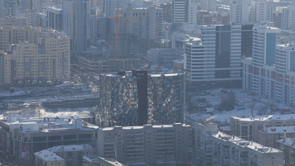 Минстрой пересмотрит принципы застройки Екатеринбурга. Как изменится город