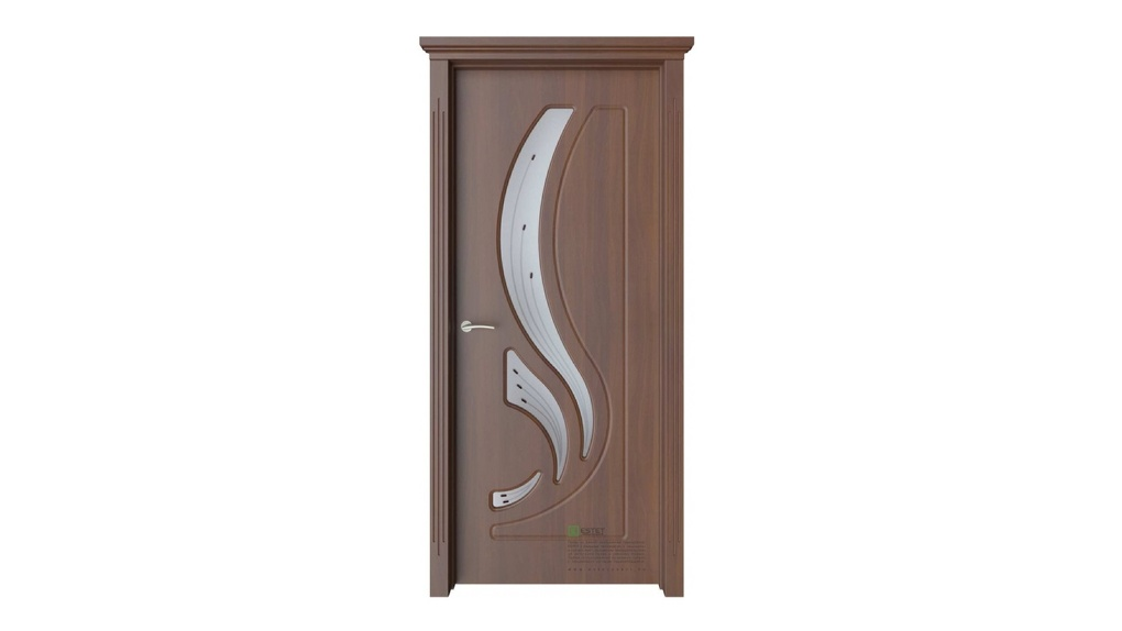 Межкомнатная дверь — важнейшая деталь интерьера