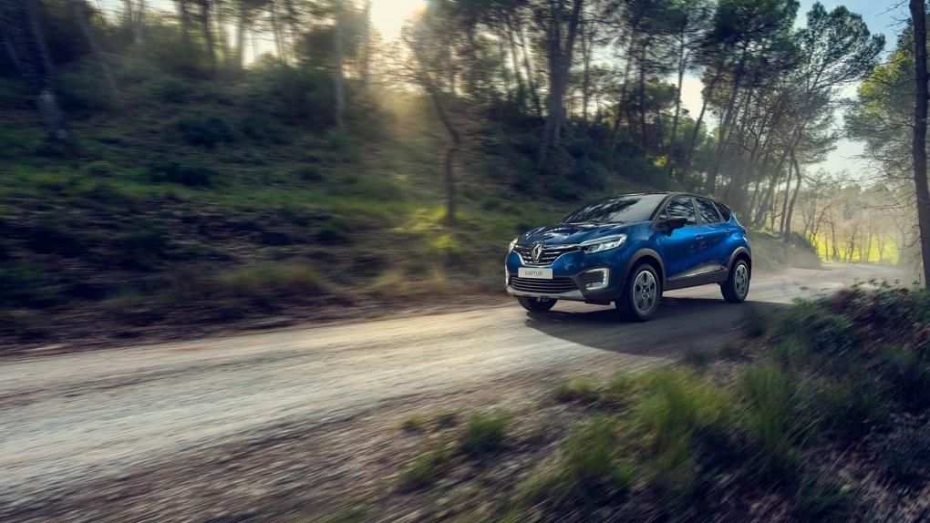 Renault на карантине показала новый Kaptur. Что изменилось