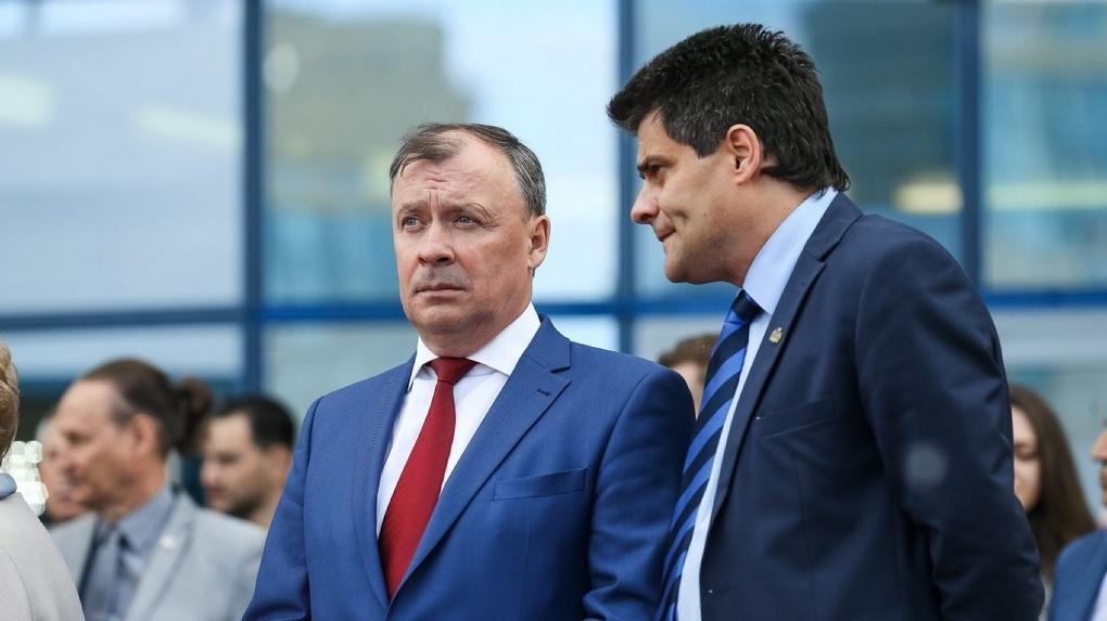 Мэр Алексей Орлов и его зам Марина Фадеева гасят конфликты Александра Высокинского. Семь примеров
