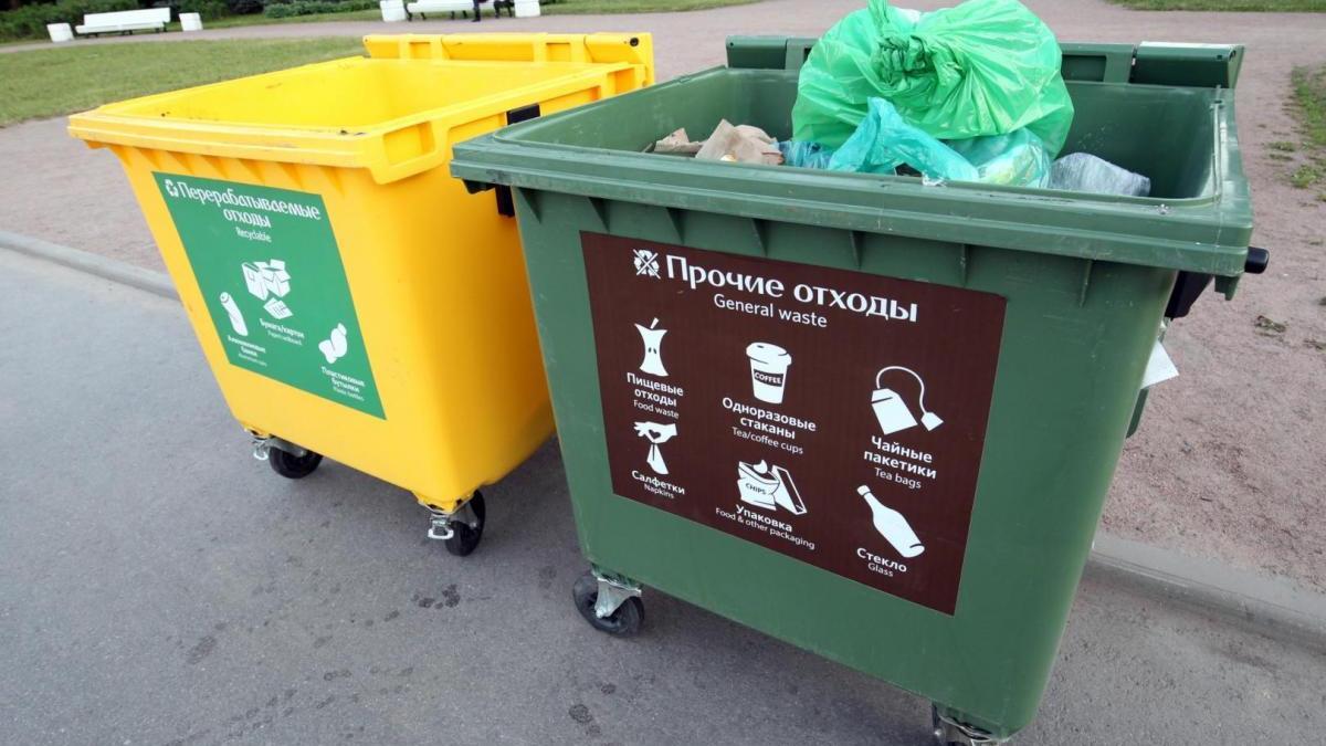 В июле в Екатеринбурге заработает система раздельного сбора мусора. Подробности пилотного проекта