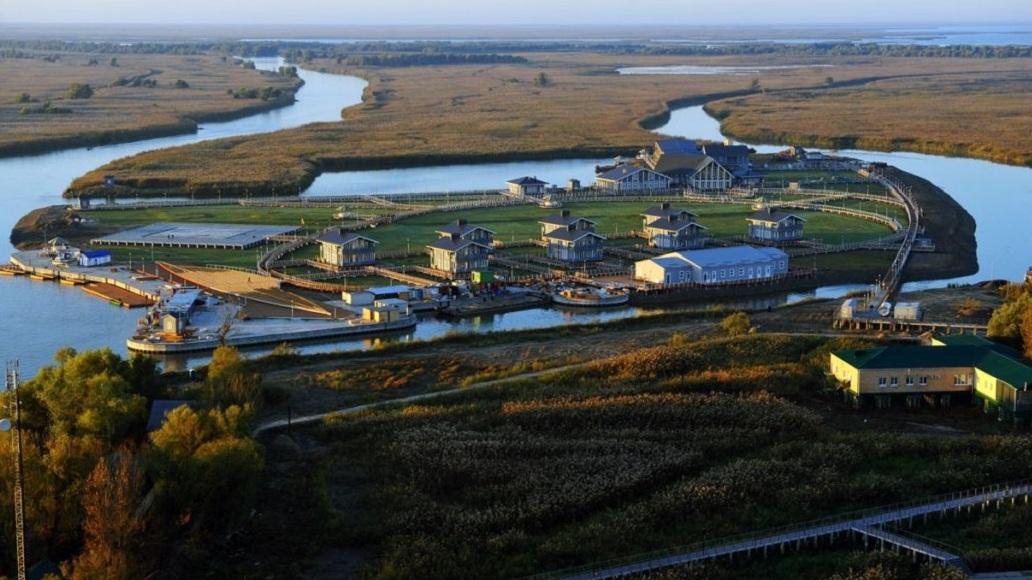 У Дмитрия Медведева нашли секретный остров на Волге, куда он ездит рыбачить