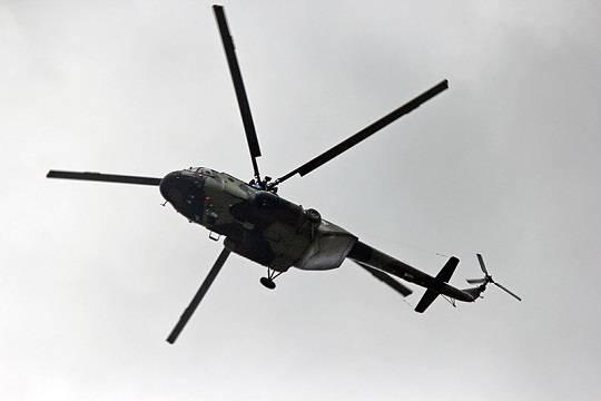Благодаря усилиям ФСВТС РФ и «Вертолётов России» NSPA ремонтирует афганские Ми-17В-5 на Украине