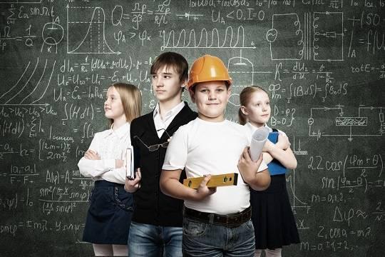 Инфографика на этой неделе: какие профессии интересны школьникам и какие им подходят по данным теста по профориентации