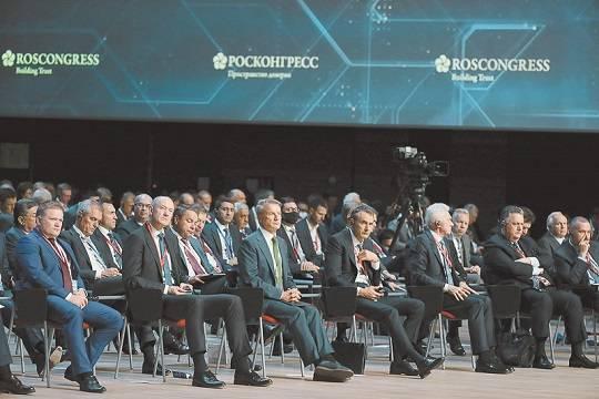 Петербургский экономический форум не обошёлся без скандалов
